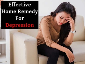 One Powerful Home Remedy To Treat Depression