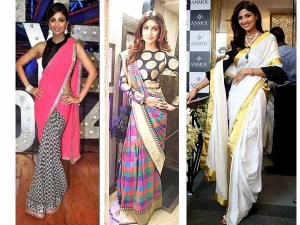 Shilpa Shetty Blouse Pattern 5 Types Of Blouses You Can Try