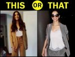 Deepika Padukone Sonam Kapoor Pantsuits Which One Is Better