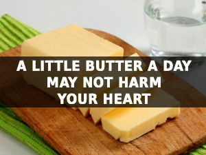 Butter Isnt Too Bad For The Heart As You Presume
