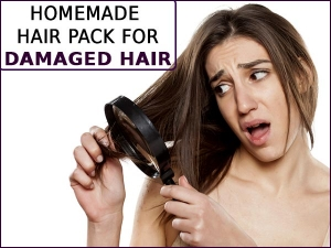 Want To Fix Damaged Hair Then Try This Homemade Hair Pack Today
