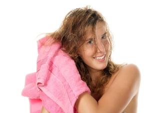 Tips Save Rain Soaked Hair