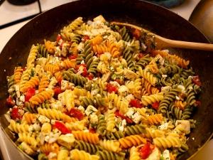Special Upma Pasta Recipe