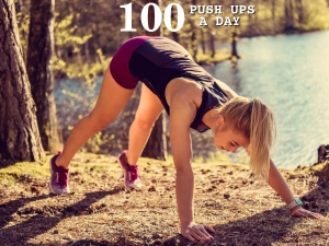 How To Do Hundred Pushups A Day