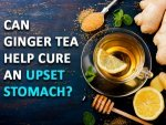 Can Ginger Tea Help To Cure An Upset Stomach