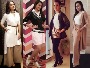 Sonakshi Sinha Promoting Akira Check Out Her 12 Gorgeous Outfits