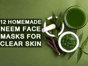 Twelve Homemade Neem Face Masks For Clear Skin