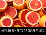 Health Benefits Of Grapefruits
