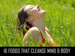 Foods That Cleanse Mind And Body