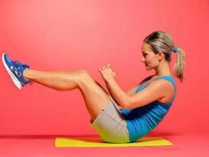 Best Fat Burning Ab Exercises For Women