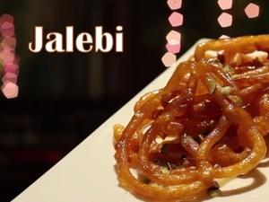 Jalebi Sweet Recipe For Navratri Durga Puja Video