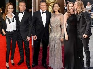 Brad Pitt Angelina Jolie The Power Couple Wardrobe
