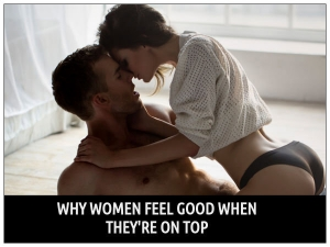 Why Does She Climax Only On Top