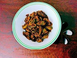 Easy Karela Sabji Recipe