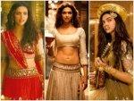 Deepika Padukone Lehenga In Movies Take A Look