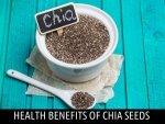 Reasons To Eat Chia Seeds