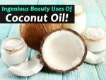 Ingenious Beauty Uses Of Coconut Oil