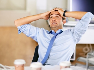 Unusual Signs Of Second Hand Stress