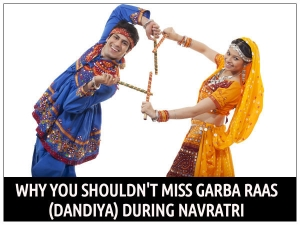 Why You Should Not Miss Garba Raas