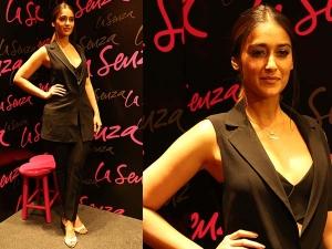 Ileana Dcruz At The Launch Of La Senza Collection In Bangalore