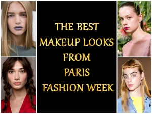 The Best Makeup Looks From Paris Fashion Week