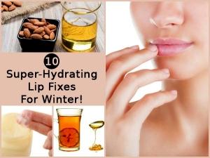 Ten Super Hydrating Lip Fixes For Winter