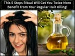 This Five Steps Ritual Will Get You Twice More Benefit From Your Regular Hair Oiling