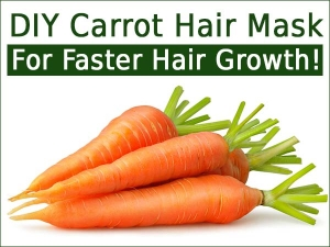 Diy Carrot Hair Mask For Faster Hair Growth