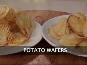 Potato Wafers Http Videos Boldsky Com Watch 152833