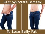 Ayurvedic Remedy To Lose Belly Fat
