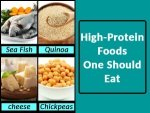 High Protein Foods That Nutritionists Want Us To Eat