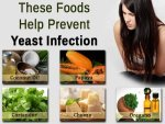 These Foods Help Ptrevent Yeast Infection Coriander Cheese Coconut Oil