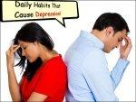 Everyday Habits That Cause Depression