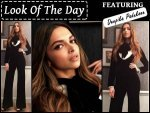 Look Of The Day Deepika Padukone Wearing Wolkmorais At Thelatelateshowofficial