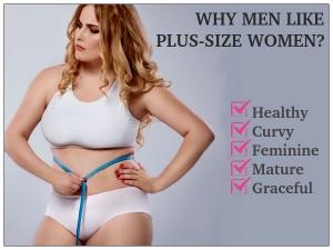 Why Men Like Plus Size Women