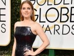 Amy Adams Wearing Tom Ford At Golden Globe Awards