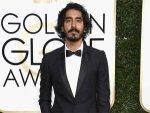 Dev Patel Golden Globes 2017 Red Carpet