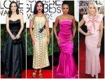 Worst Dressed Celebrities At Golden Globe Awards