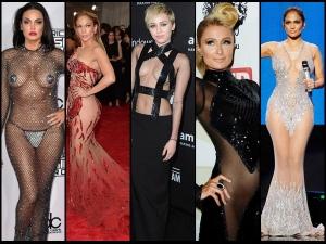 Nakes Dresses That Shocked The World