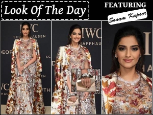 Look Of The Day Sonam Kapoor Wearing Ralph Russo