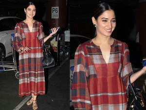 Tamannaah Bhatia Airport Look Is All We Can Vouch For