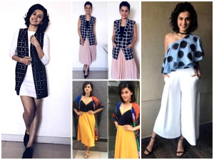 Taapsee Pannu Lookbooks That You Need To See And Copy The Style Tips