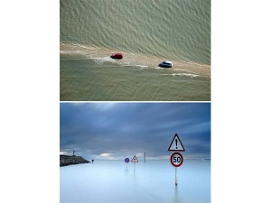 Places That Disappear Under Water At High Tide