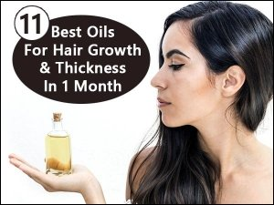 Eleven Best Oils For Hair Growth And Thickness In One Month