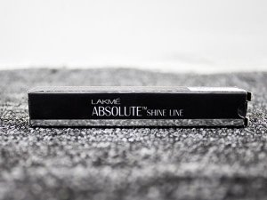 Product Of The Day Lakme Absolute Shine Line Liquid Eyeliner Review
