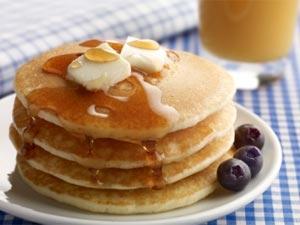 Make Pancakes Fluffy