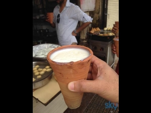 Matka Lassi Recipe