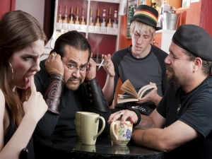 Are You Being Too Clingy To Your Friends