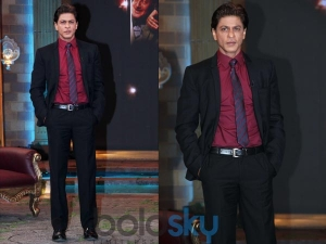 Shah Rukh Khan Sparkles At Anupam Kher Tv Show