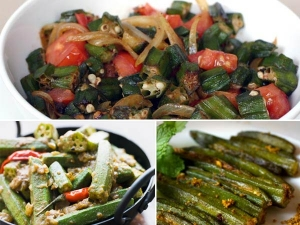 Top Ten Bhindi Recipes We Love To Relish
